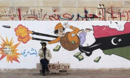 Benghazi 2011, Libya
