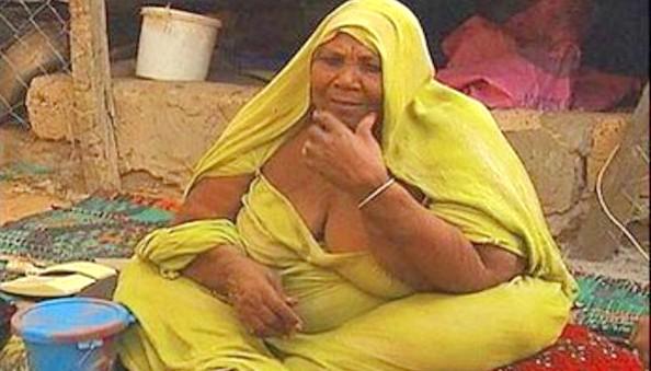mauritanian-obese-woman